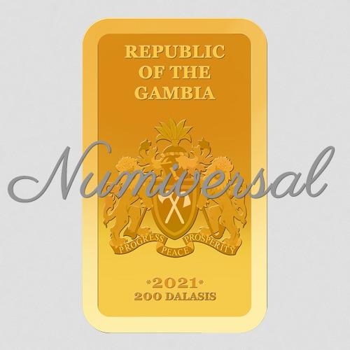 Gambia Gold Barren 2021
