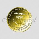 Mali-100-Gold-Rund-Wappenseite-Numiversal