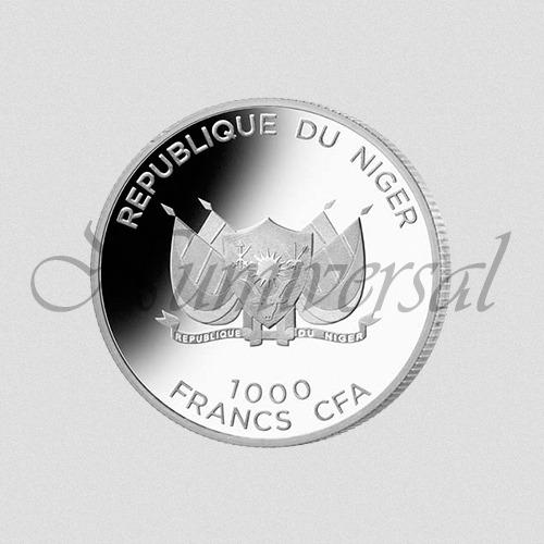 Niger-1000-Silber-Rund-Wappenseite-Numiversal