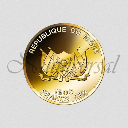 Niger-1500-Gold-Rund-Wappenseite-Numiversal
