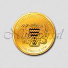 Tschad-3000-Gold-Rund-Wappenseite-Numiversal