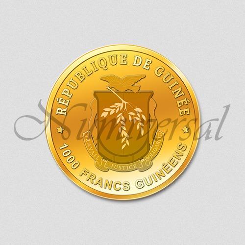 Wappenseite-Guinea-1000-Francs-Gold-Rund-Numiversal