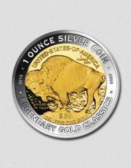 American Buffalo 2006 - Legendary Gold Classics