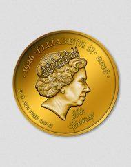 365-90-Geburtstag-Queen-Elizabeth-2016-Rund-Gold-Numiversal