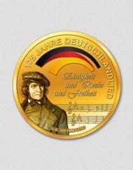 377-175-Jahre-Deutschlandlied-2016-Gold-Rund-Numiversal