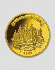 418-Ming-Schatzschiff-2009-Gold-Numiversal