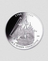 428-Queen-Charlotte-2009-Silber-Numiversal