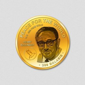 443-peace-for-the-world-henry-kissinger-2016-oval-rund-gold-numiversal