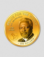 444-peace-for-the-world-kofi-annan-2016-oval-rund-gold-numiversal