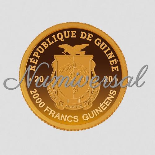 Guinea Gold 2000