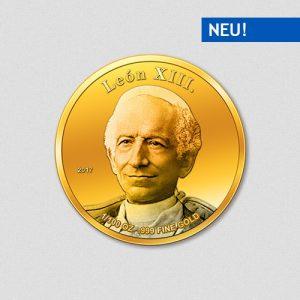 Papst Leo XIII - Papstprogramm - Numiversal - 2017