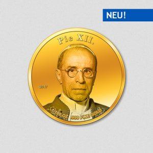 Papst Pius XII - Papstprogramm - Numiversal - 2017