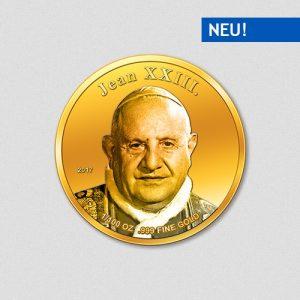 Papst Johannes XXIII - Papstprogramm - Numiversal - 2017