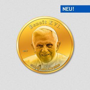 Papst Benedikt XVI - Papstprogramm - Numiversal - 2017