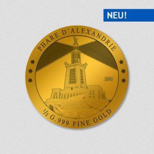 weltwunder-der-antike-leuchtturm-von-alexandria-2018-goldmuenze-numiversal