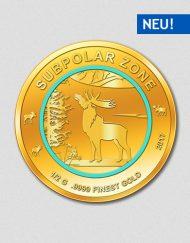 Subpolare Zone - Elch - 2017 - Numiversal