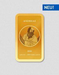 Andreas - Die 12 Apostel - 2020 - Numiversal