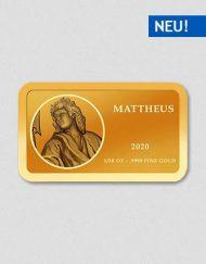 Mattheus - Die 12 Apostel - 2020 - Numiversal