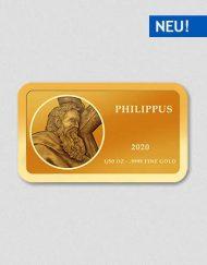 Philippus - Die 12 Apostel - 2020 - Numiversal