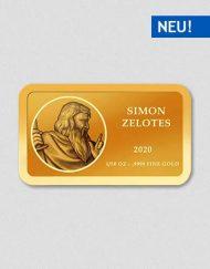 Simon Zelotes - Die 12 Apostel - 2020 - Numiversal