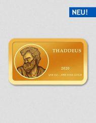 Thaddeus - Die 12 Apostel - 2020 - Numiversal