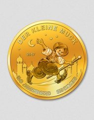 Der kleine Muck - Goldmünze - 2017 - Numiversal