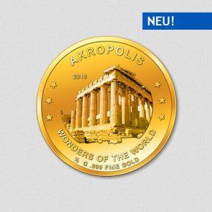 Akropolis - Wonders of the World