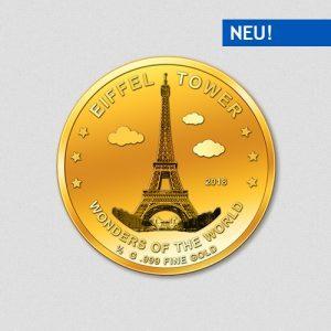 Eiffelturm - Wonders of the World