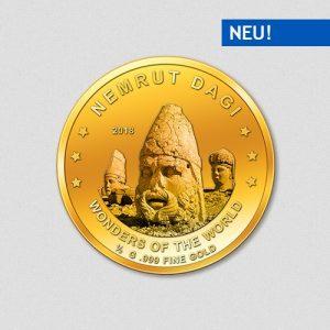 Nemrut Dagi - Wonders of the World