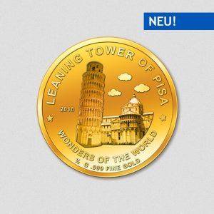 Schiefer Turm von Pisa - Wonders of the World