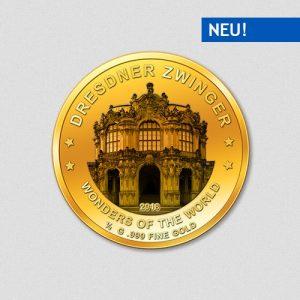 Dresdner Zwinger - Wonders of the World