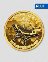 African Pride - Schmetterling - Goldmünze - 2019 - Numiversal