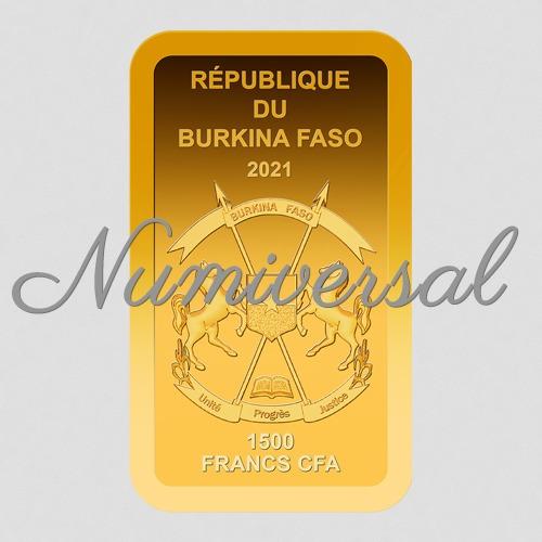Burkina Faso 2021 Barren