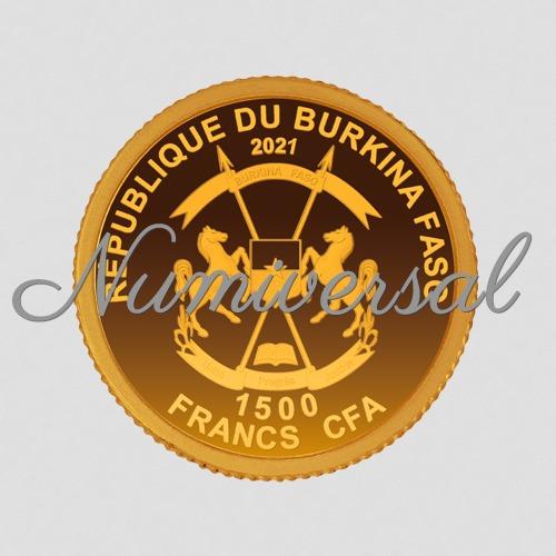 Burkina Faso 2021