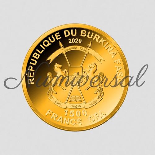Burkina faso gold 2020