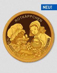 Rotkäppchen - Goldmuenze - Numiversal