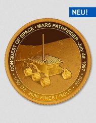 Conquest Space - Mars Mission Pathfinder - Goldmuenze - Numiversal