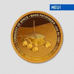 Conquest Space - Mars Mission Pathfinder - Goldmuenze - Numiversal