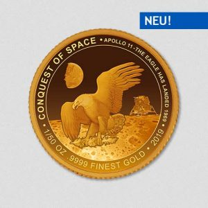 Conquest of Space - Apollo XI - Goldmuenze - Numiversal