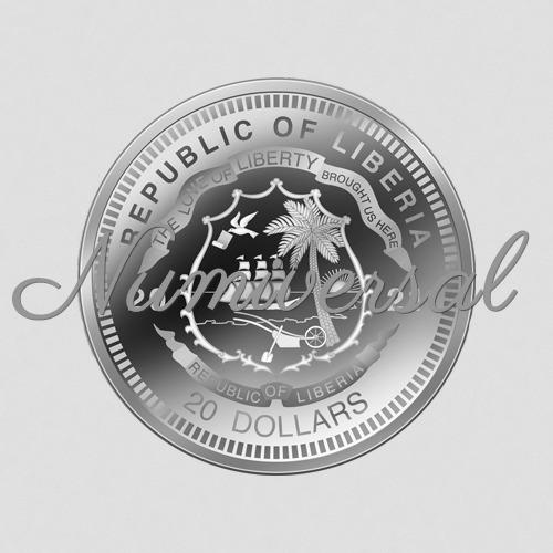Liberia-Silber_Münze_2021