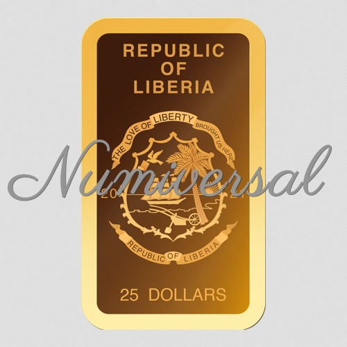 Liberia Gold Barren 25 2021