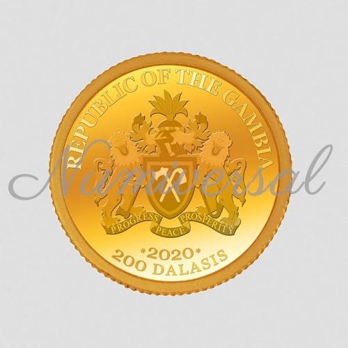 Gambia Wappenseite