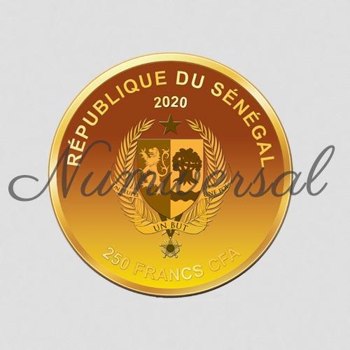 Senegal Gold 2020