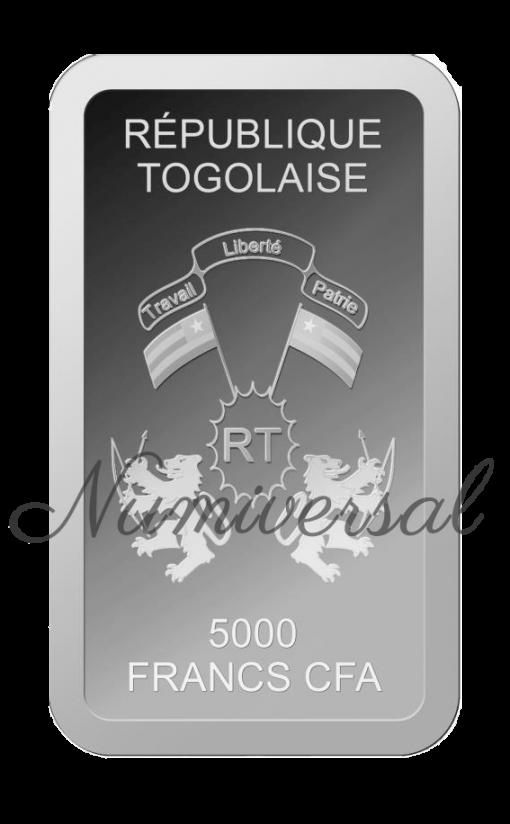 Wappenseite Togo