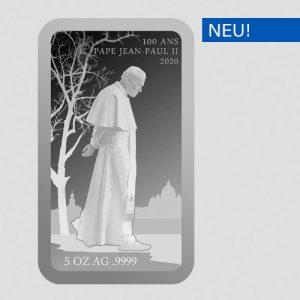 Papst Jean Paul II