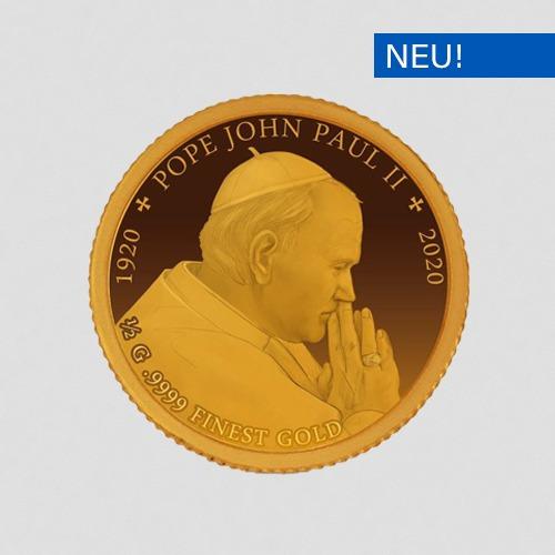 Papst John Paul II