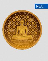 er goldene Buddha