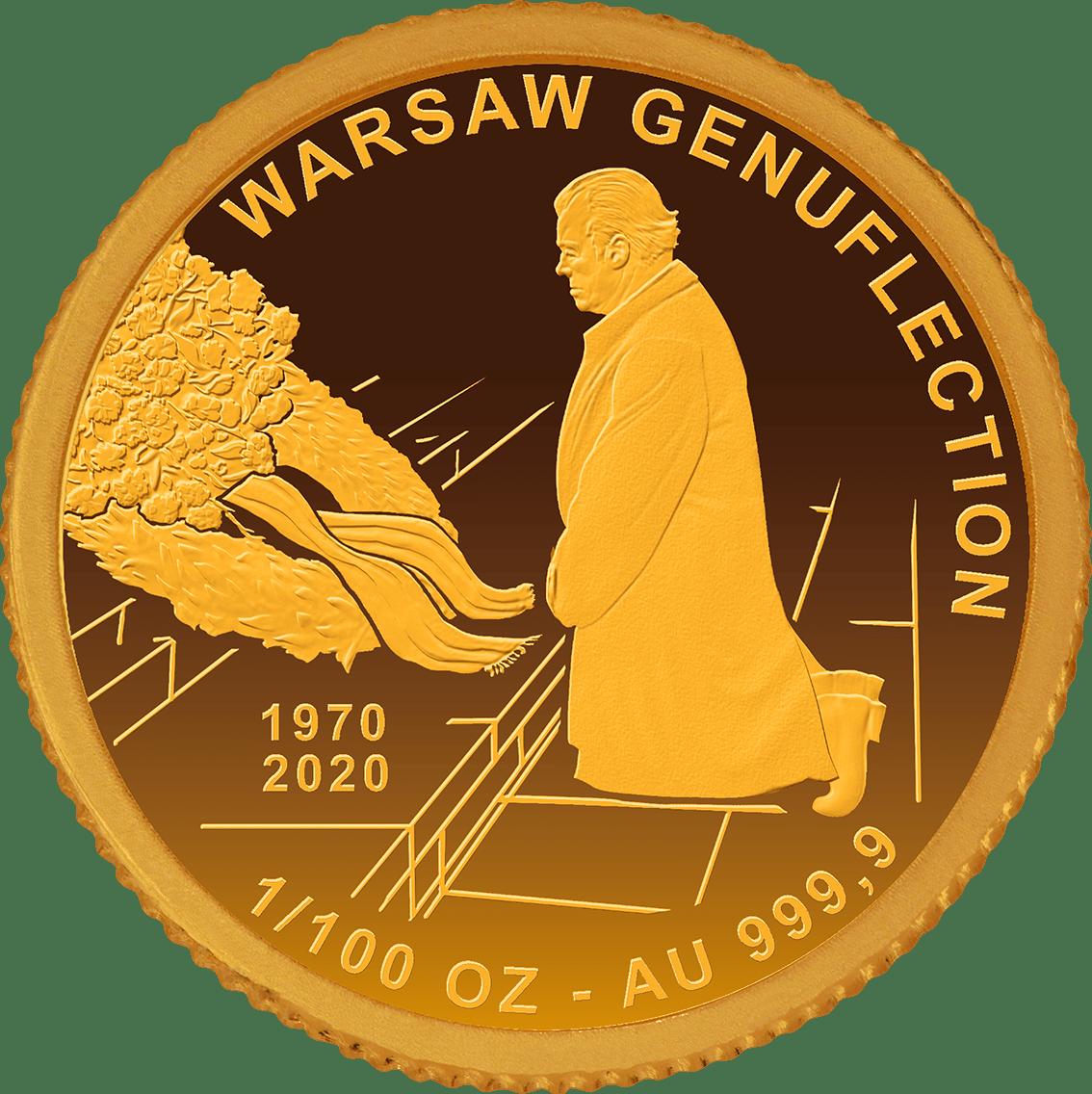 Kniefall Warschau