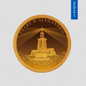 Leuchtturm von Paros 2021