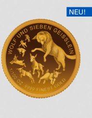 er Wolf und die 7 Geißlein /